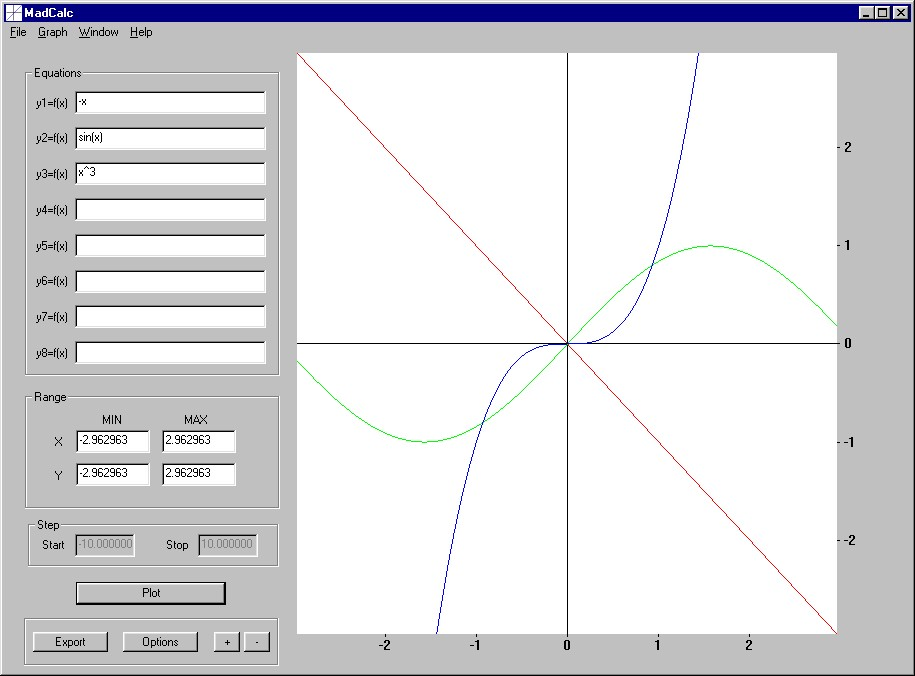 MadCalc Screen shot